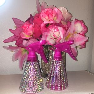 Cute Set Of Two Hair Styling Or Water Dispensers